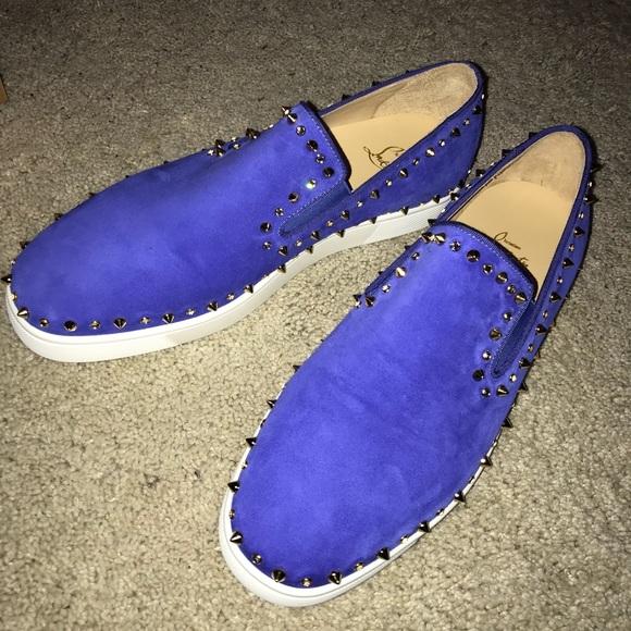 1bb01e80217 Men's Louboutin sneakers